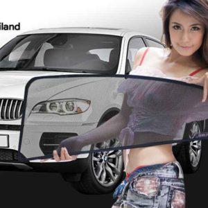 BMW X6 E71 R-row