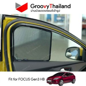FORD FOCUS Gen3 Hatchback