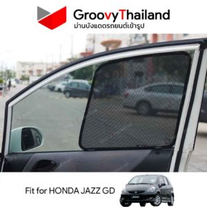 HONDA JAZZ GD