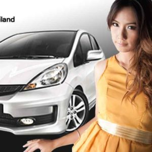 HONDA JAZZ GE F-row