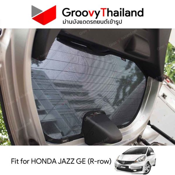 HONDA JAZZ GE R-row