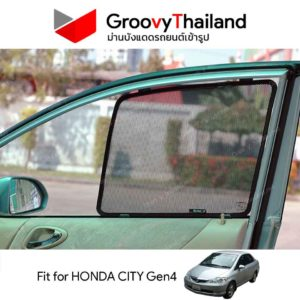 HONDA CITY Gen4