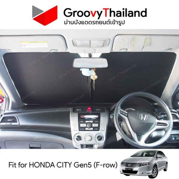 HONDA CITY Gen5 F-row