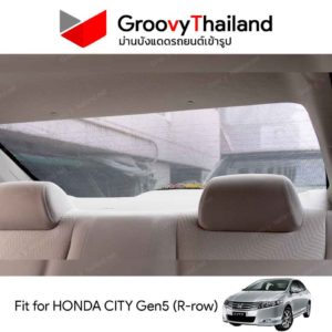 HONDA CITY Gen5 R-row