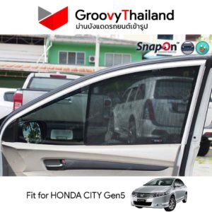 HONDA CITY Gen5 SnapOn