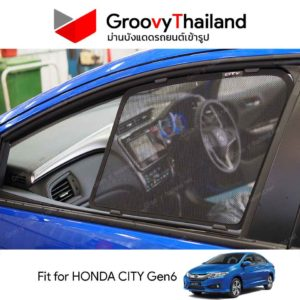 HONDA CITY Gen6
