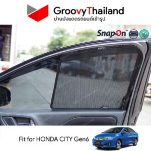 HONDA CITY Gen6 SnapOn