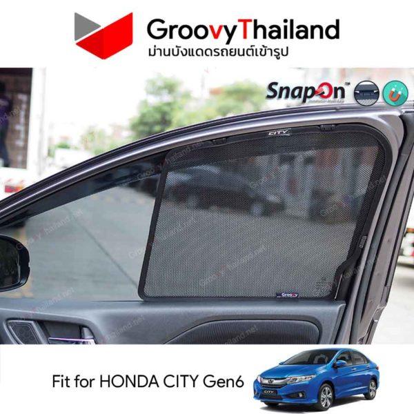 HONDA CITY Gen6 SnapOn