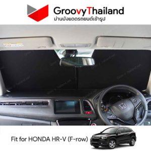 HONDA HR-V F-row