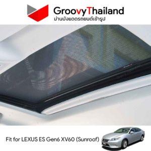 LEXUS ES Gen6 XV60 Sunroof