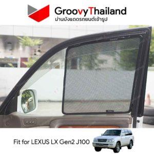 LEXUS LX Gen2 J100
