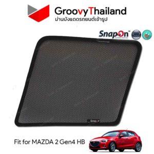MAZDA 2 Gen4 HB SnapOn