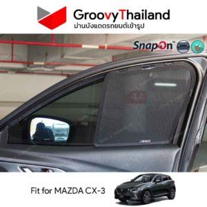 MAZDA CX-3 SnapOn
