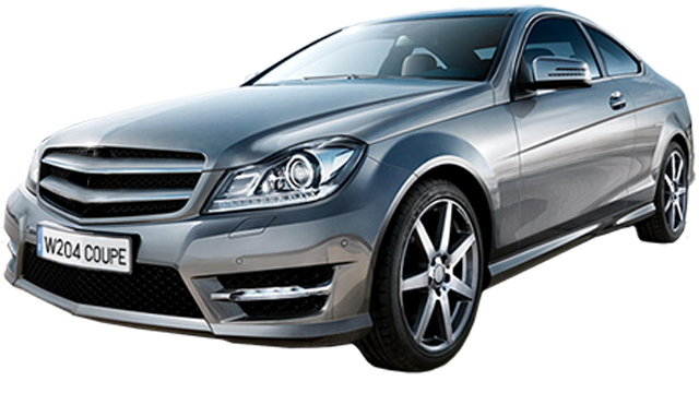 MERCEDES-BENZ C-Class W204 Coupe
