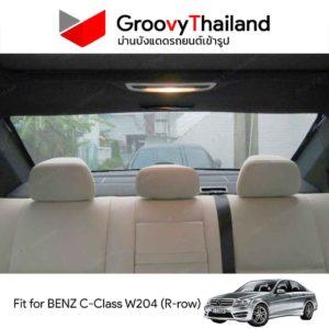 MERCEDES-BENZ C-Class W204 R-row