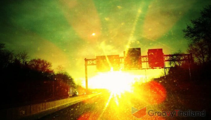 ระวังรังสี UV เมื่อต้องขับรถกลางแดด