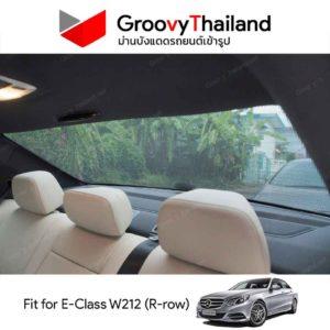 MERCEDES-BENZ E-Class W212 R-row
