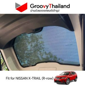 NISSAN X-TRAIL R-row