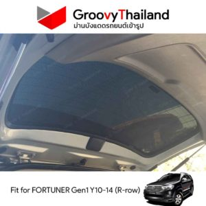 TOYOTA FORTUNER Gen1 R-row