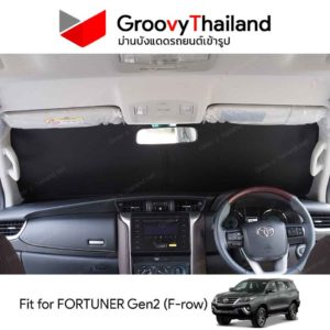 TOYOTA FORTUNER Gen2 F-row