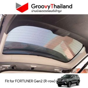 TOYOTA FORTUNER Gen2 R-row