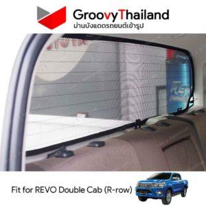 TOYOTA REVO DOUBLE CAB R-row