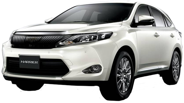 TOYOTA HARRIER XU60 2013-Now
