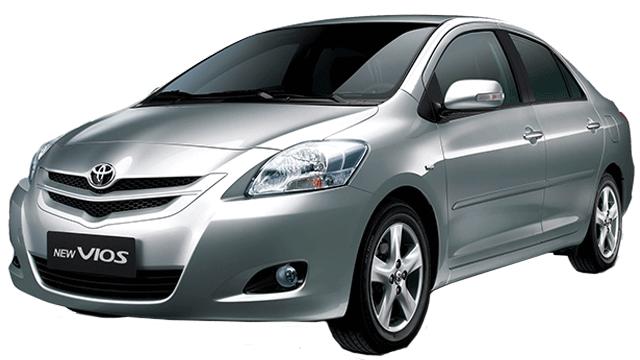 Toyota Vios Gen2