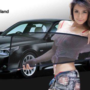 BMW 5 SERIES E60 R-row