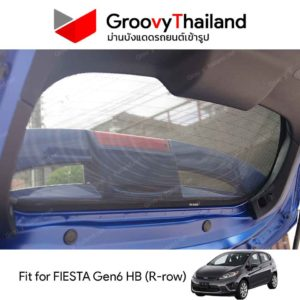 FORD FIESTA Gen6 Hatchback R-row