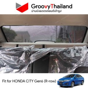 HONDA CITY Gen6 R-row