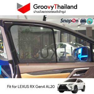 LEXUS RX Gen4 AL20 SnapOn