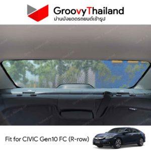 HONDA CIVIC Gen10 FC R-row