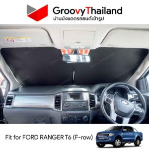 FORD RANGER T6 F-row