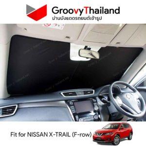 NISSAN X-TRAIL F-row