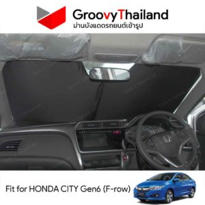 HONDA CITY Gen6 F-row