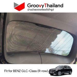 MERCEDES-BENZ GLC-Class R-row