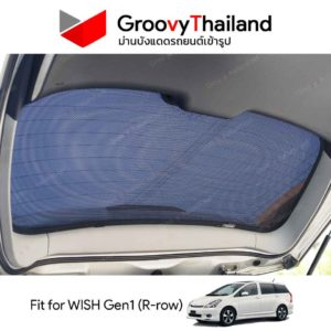 TOYOTA WISH Gen1 R-row