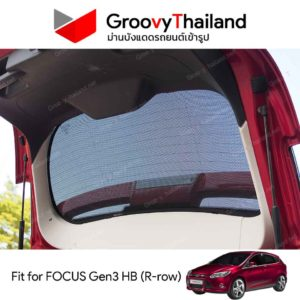 FORD FOCUS Gen3 Hatchback R-row