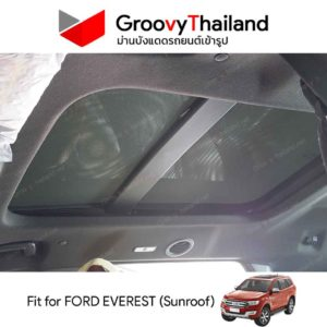 FORD EVEREST Sunroof