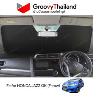 HONDA JAZZ GK F-row