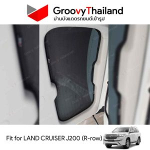 TOYOTA LAND CRUISER J200 R-row