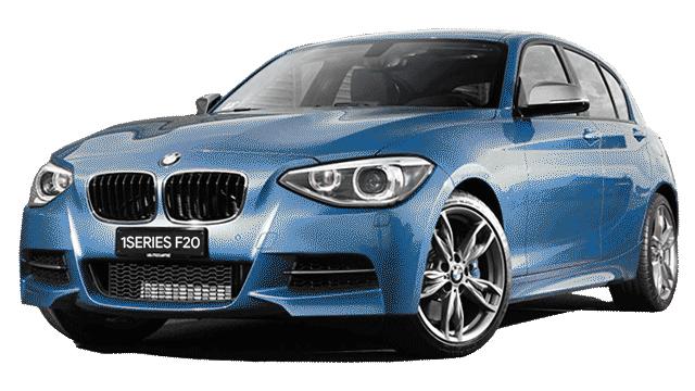 BMW 1series F20