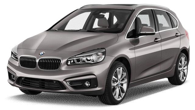 BMW 2series F45