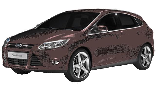 Ford Focus Gen3
