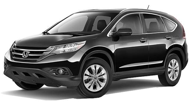 Honda CR-V Gen4