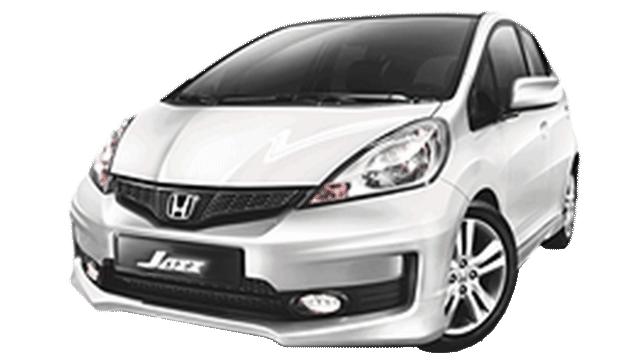 Honda Jazz GE
