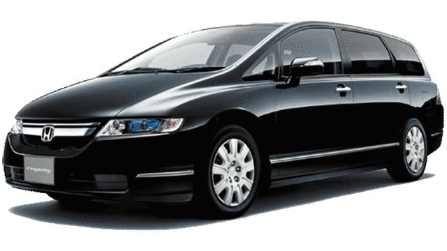 Honda Odyssey RB1-RB2