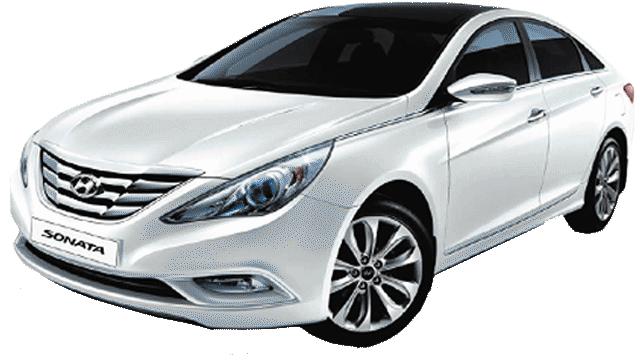 Hyundai Sonata Gen6 YF