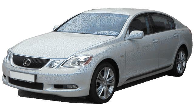 Lexus GS 450h Gen3 S190